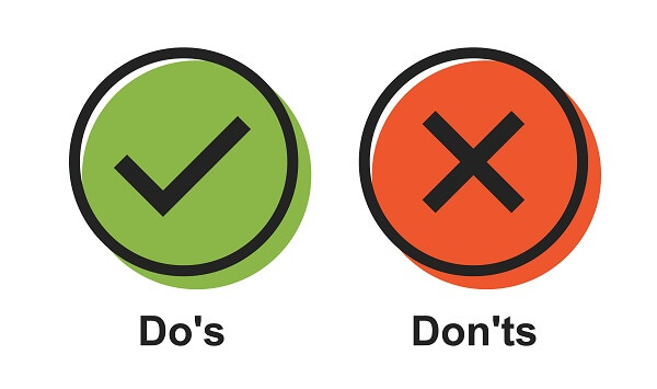 Dos and Don'ts of Automation Testing