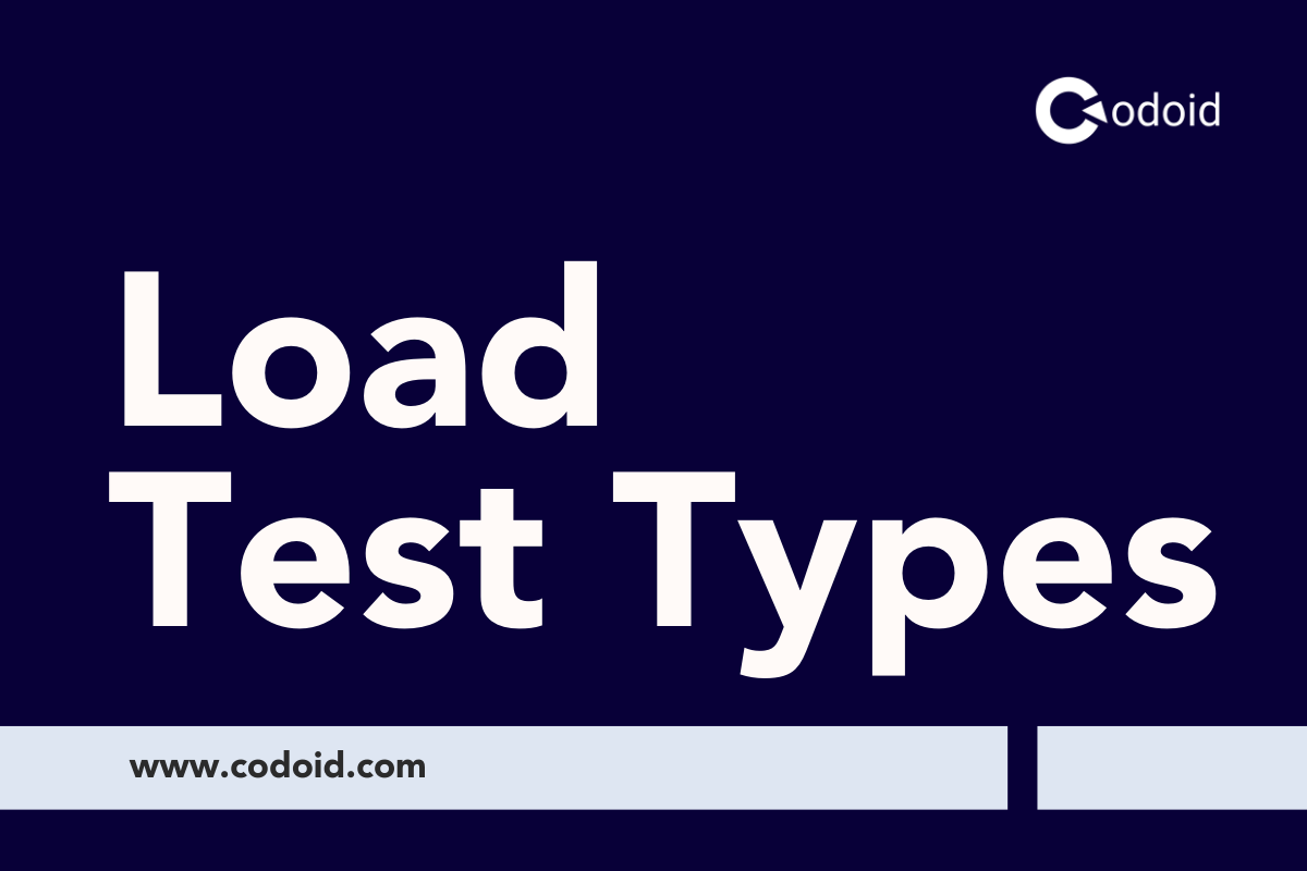 Common Load Test Types