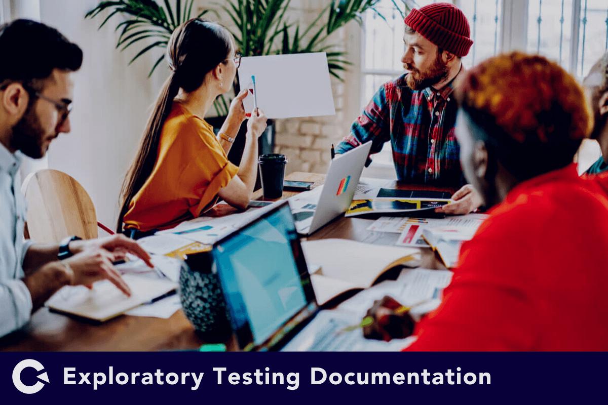 Exploratory Testing Documentation & Reporting