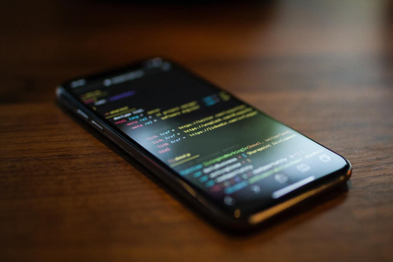 Mobile app code testing