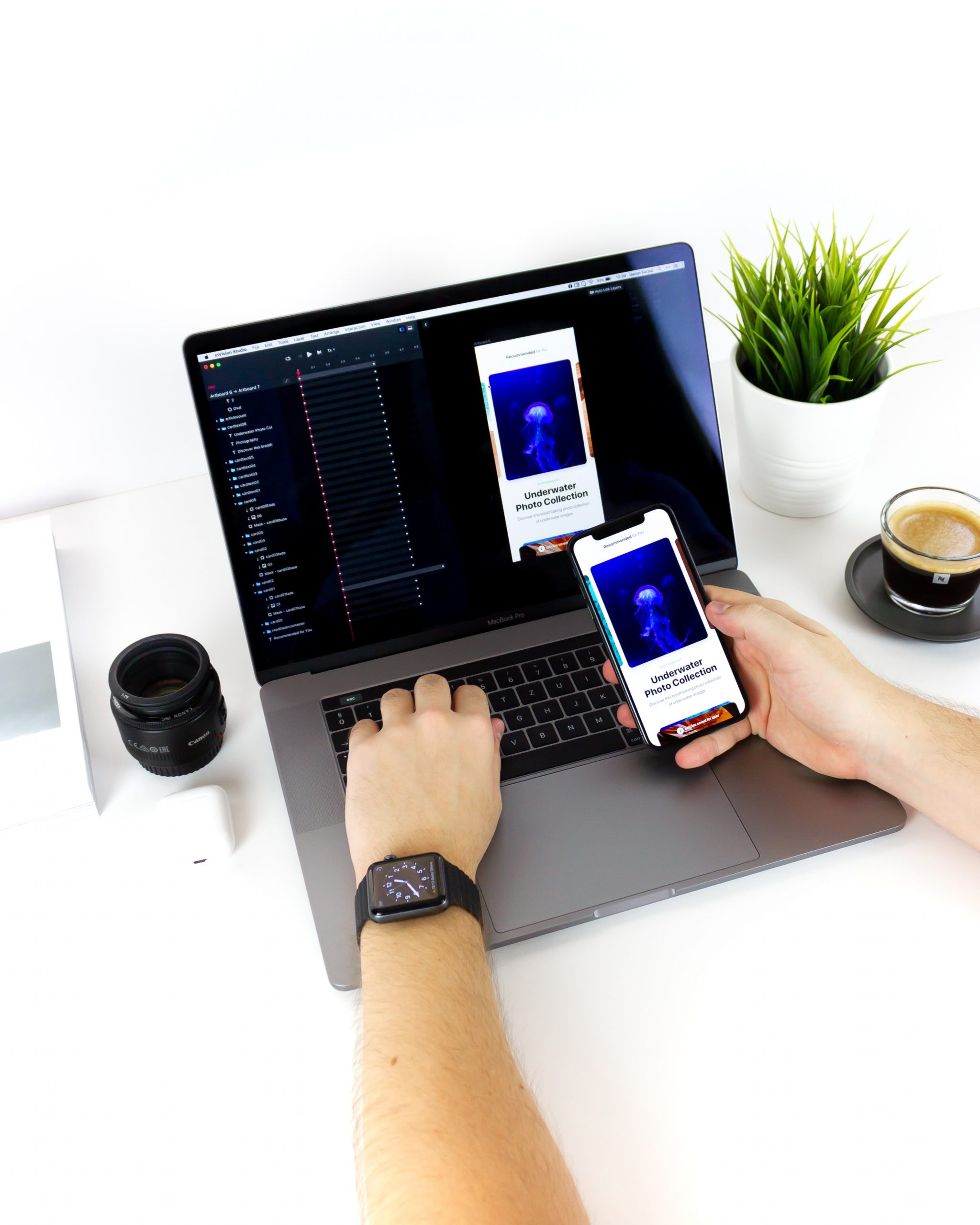 mobile app design testing